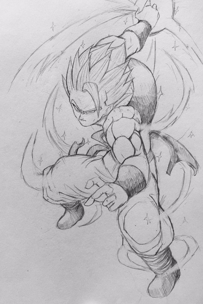 Embedded dbz goku dessin goku et manga dragon - Croquis naruto ...