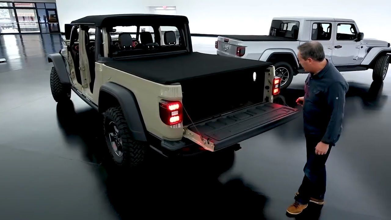 2020 Jeep Gladiator Video Review Check more at https