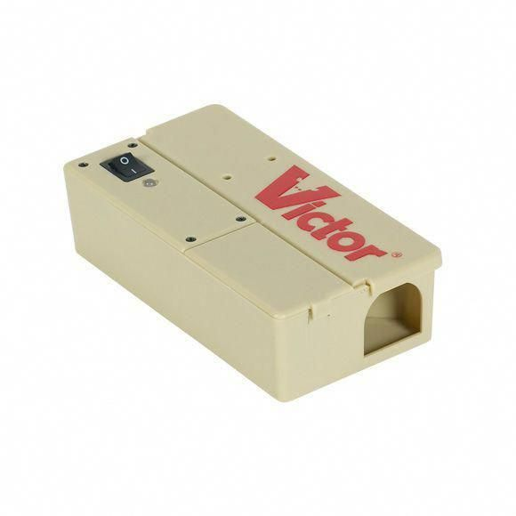 Victor® Electronic Mouse Trap PRO - This electronic trap kills 3 mice per setting and 100 mice per set of batteries. It provides a 100% kill rate – that means no escapes! Ideal rodent control solution. #mice #electronicpestcontrol #pesttreatment,pestcontrol,doityourselfpestcontrol,pestcontrolservices,pestrepeller,preventivepestcontrol,homepestcontrol,bestpestcontrol,electronicpestcontrol,pestinspection,organicpestcontrol #mousetrap