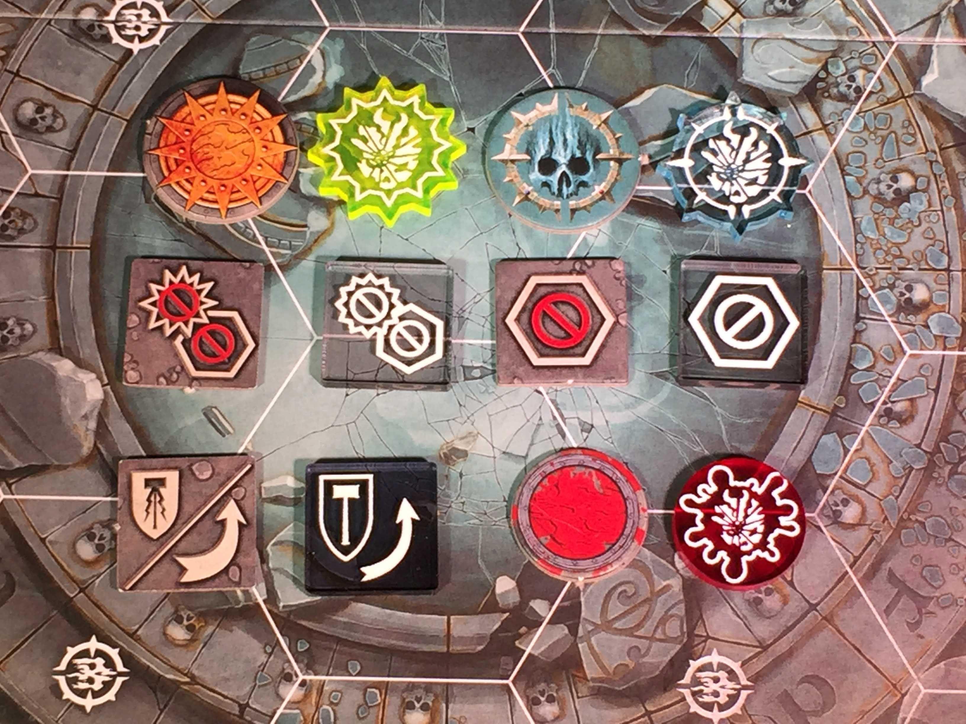Photo of Warhammer Underworlds, Nightvault und Shadespire kompatibler Glory-Token-Booster