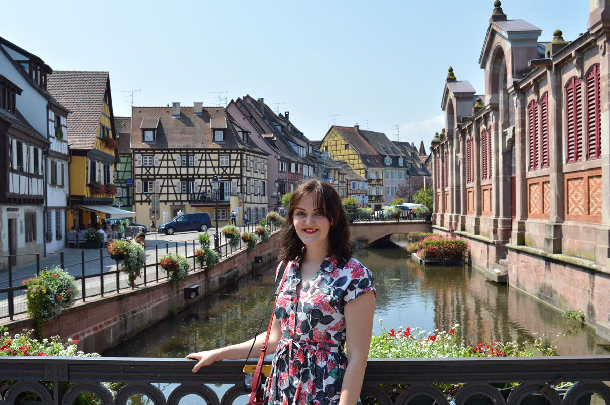 Day-tripping from Strasbourg As is our way, while inStrasbourg we wanted to visit somewhere nearby. Colmar was an easy choice: an absolutely beautiful old medieval town and only 30-minutes away by…