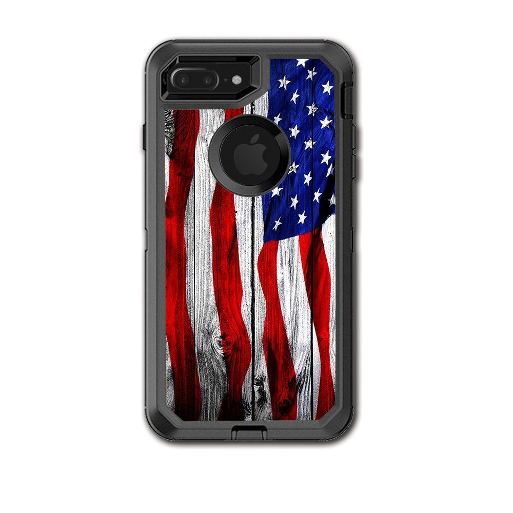 Skin Decal Vinyl Wrap For Otterbox Defender Iphone 7 Plus Case