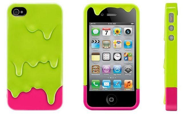 Etui Ice Cream 3d Iphone 4 4s 2xfolia 2753257532 Oficjalne Archiwum Allegro Pink Iphone Cases Iphone Iphone Cases