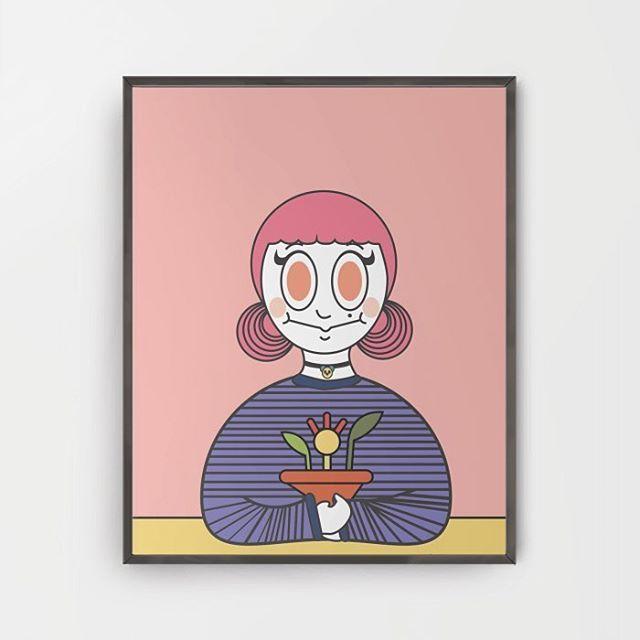 [ lovely ] by. 강지 / snsda.com / #에센스다 는 셀프디자인에 판매의 개념을 적용한 쇼핑갤러리입니다. 무료로 제공되는 개인갤러리와 상점에서 이미지 업로드만으로 컨텐츠부터 제품까지 제작됩니다.  Copyright ⓒ '강지' All Rights Reserved. 재편집, 무단복제는 삼가해주세요. . . #snsda #design #art #artwork #illustration #drawing #artist #girl #artprint #f4f #디자인 #드로잉 #아티스트 #에센스다 #일러스트 #아트 #아트웍 #예술가 #소통 #선팔 #맞팔 #일상 #이미지 #소녀 #새싹
