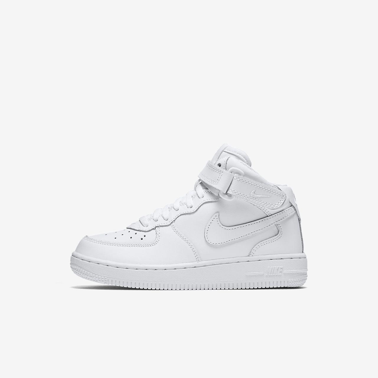 chaussure air force 1 femme jeune