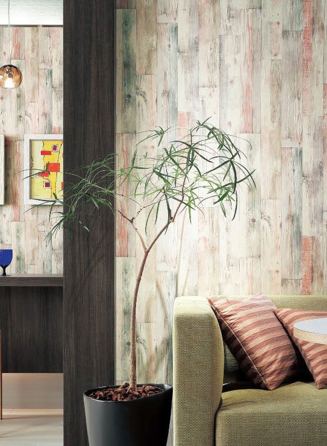 Wood Wallpapers are the perfect choice for a natural look ...