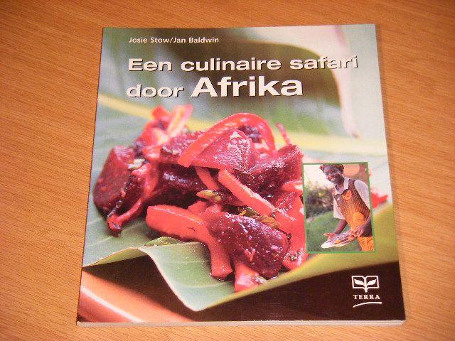 Een culinaire safari door Afrika - Josie Stow