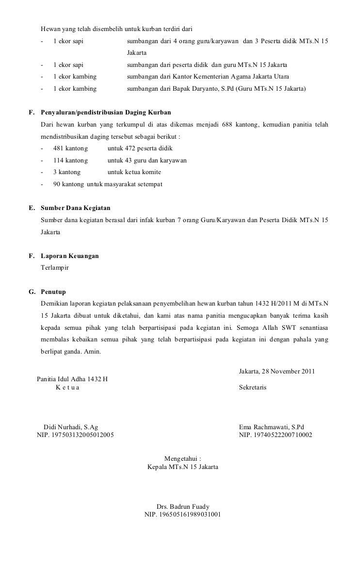 Contoh Surat Ajakan Qurban Surat Pengunduran Diri Surat Surat Wasiat