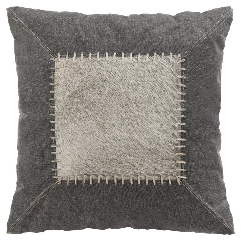 Safavieh Lodi Cowhide Decorative Throw Pillow Decorative Throw