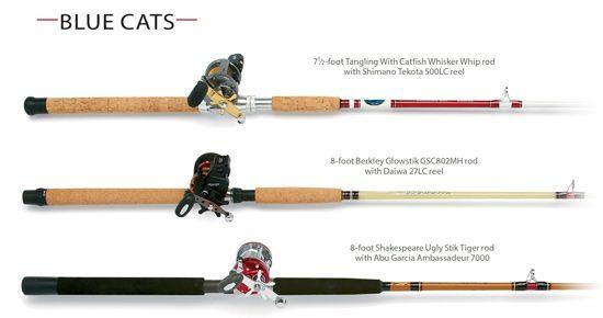 catfish rod and reel combo | Catfish rods, Catfish, Catfish rod