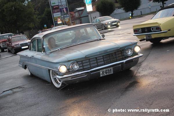 Illeolle S 1960 Oldsmobile 98 In Halden Oldsmobile Classic Metal Lowriders