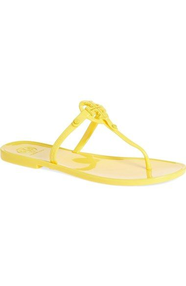 c2503679ad93 Tory Burch Jelly Thong Sandal (Women) available at  Nordstrom