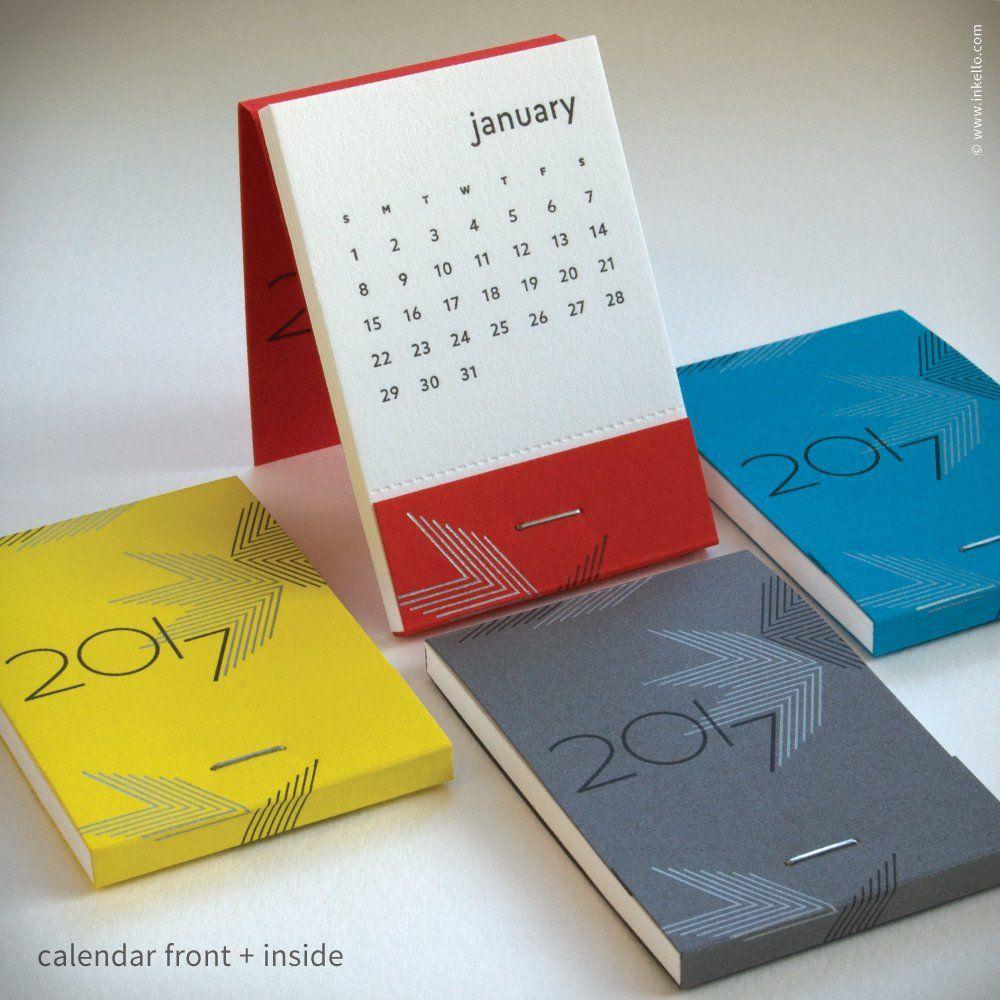 2018 Matchbook Calendar™ (#107) | Tongue twisters, Letterpresses and ...