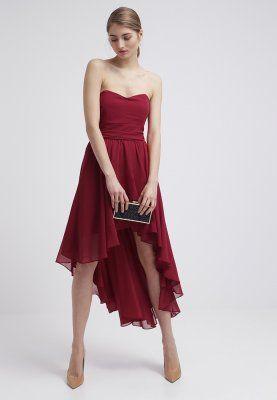 045211b6218c02 Swing - Cocktailkleid   festliches Kleid - braunrot