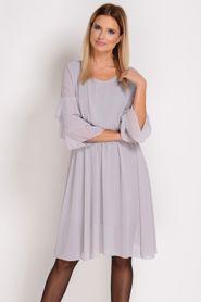 6e8e860b81f826 AVARO Szyfonowa rozkloszowana sukienka SU-1216   Inspirujące ...