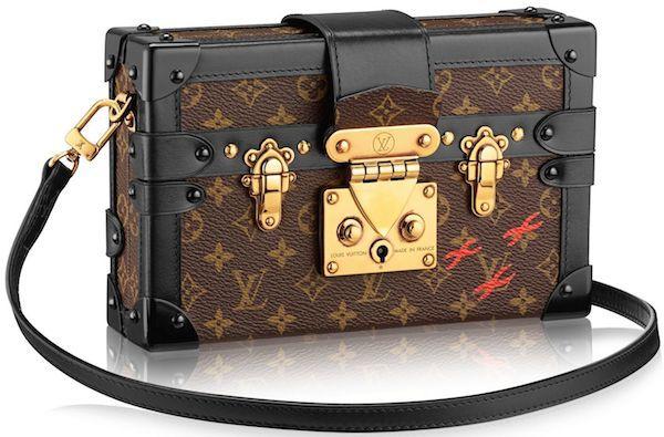 Louis Vuitton Petite Malle Souple Bag | Louis Vuitton ...