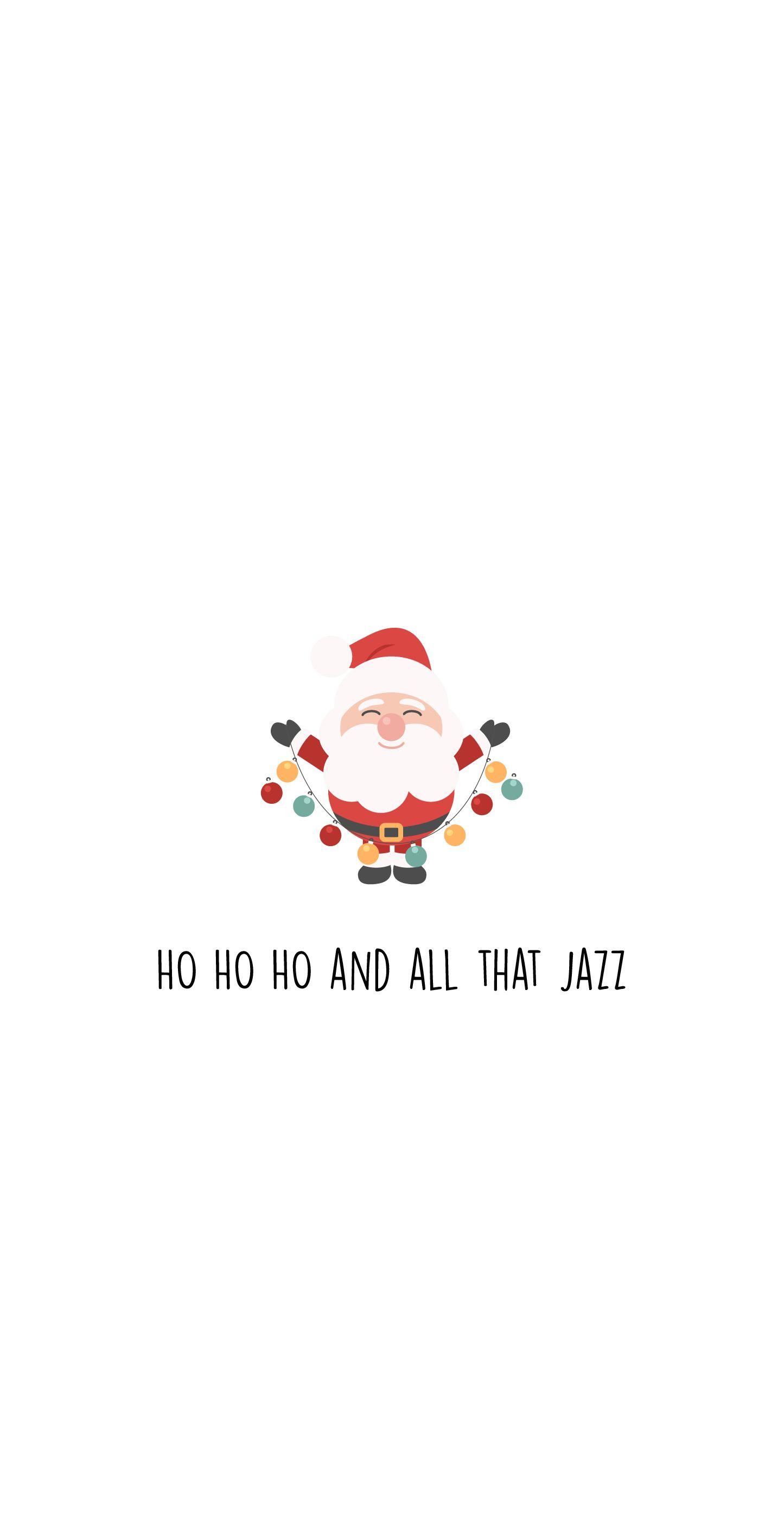 Wallpaper Cute Christmas Aesthetic Cartoon