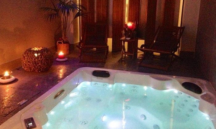 Calme Luxe Volupte Bain A Remous Spa Privatif Spa