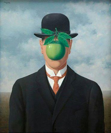 Magritte, La Grande Guerra, 1964