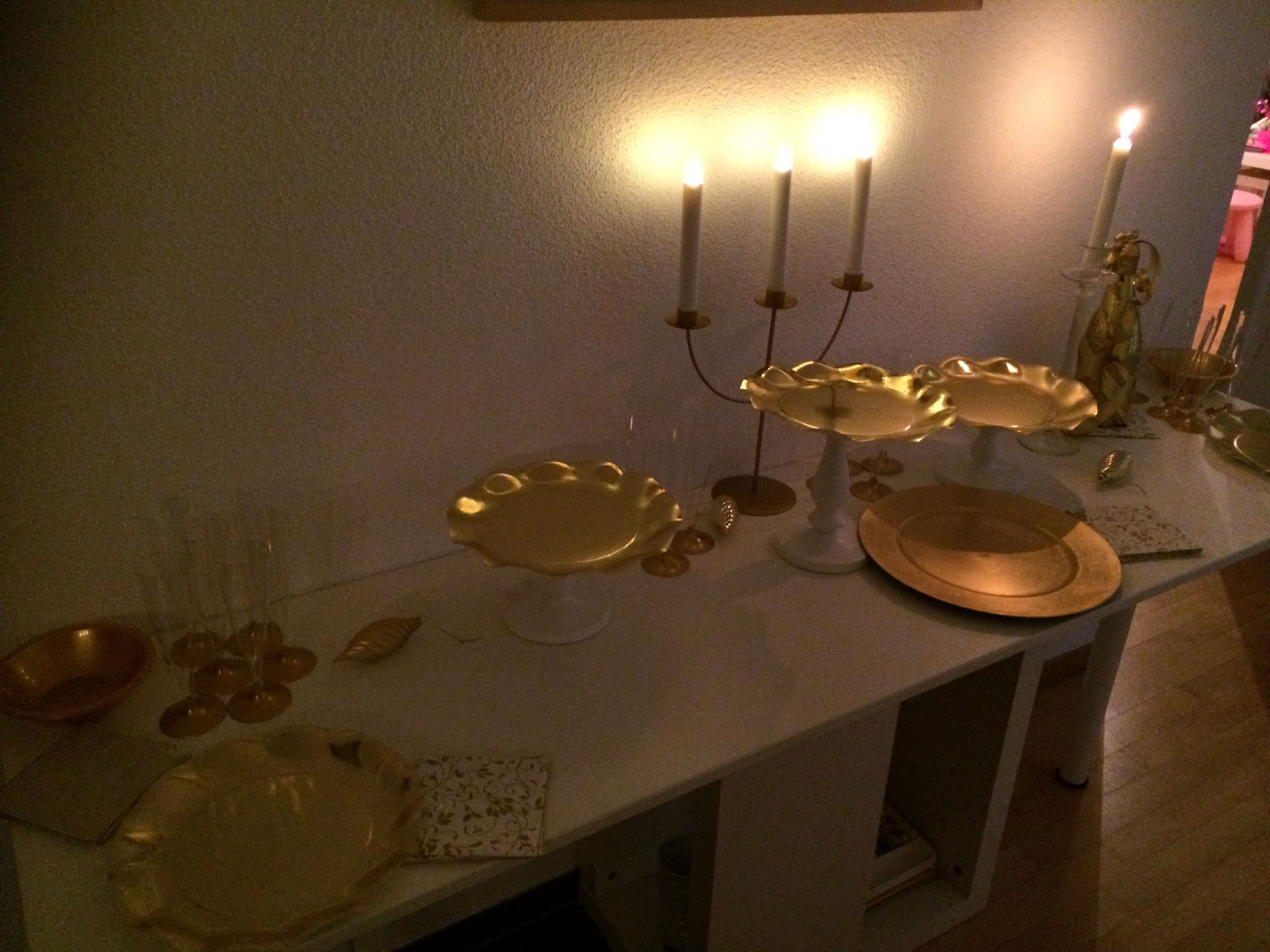 ☆ silvester / new year's eve decoration 2015/16 ☆