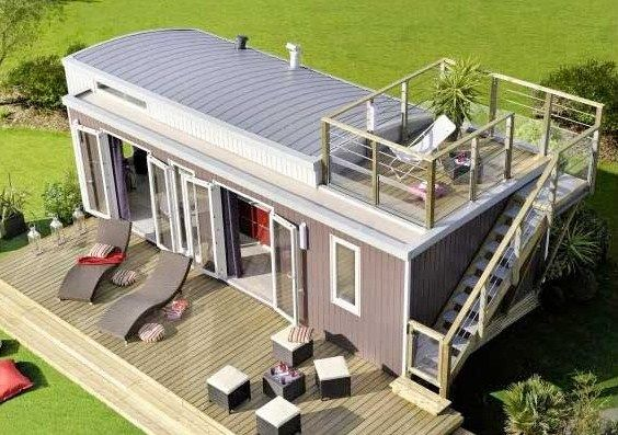 Planos de casa con contenedores contenedores casas - Contenedores casas prefabricadas ...