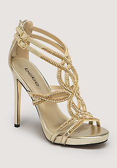 Tamia Jewel Strappy Sandals
