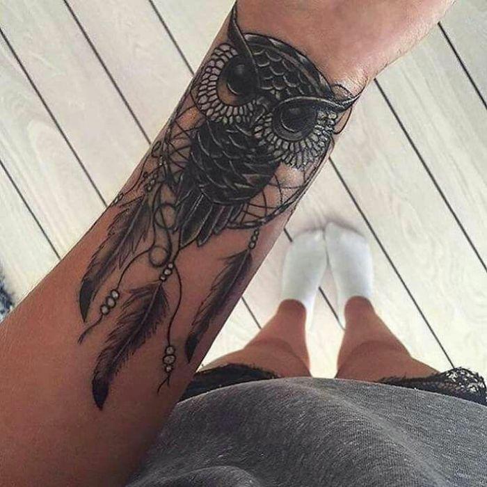 tatouage attrape r ve 100 designs myst rieux et leurs significations tatouage pinterest. Black Bedroom Furniture Sets. Home Design Ideas