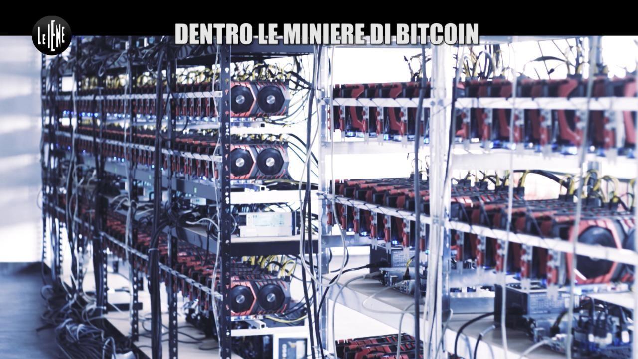 le iene bitcoin 2021)