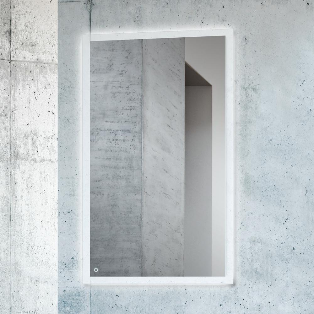 Positano LED Salon Mirror Comfortel Salon mirrors