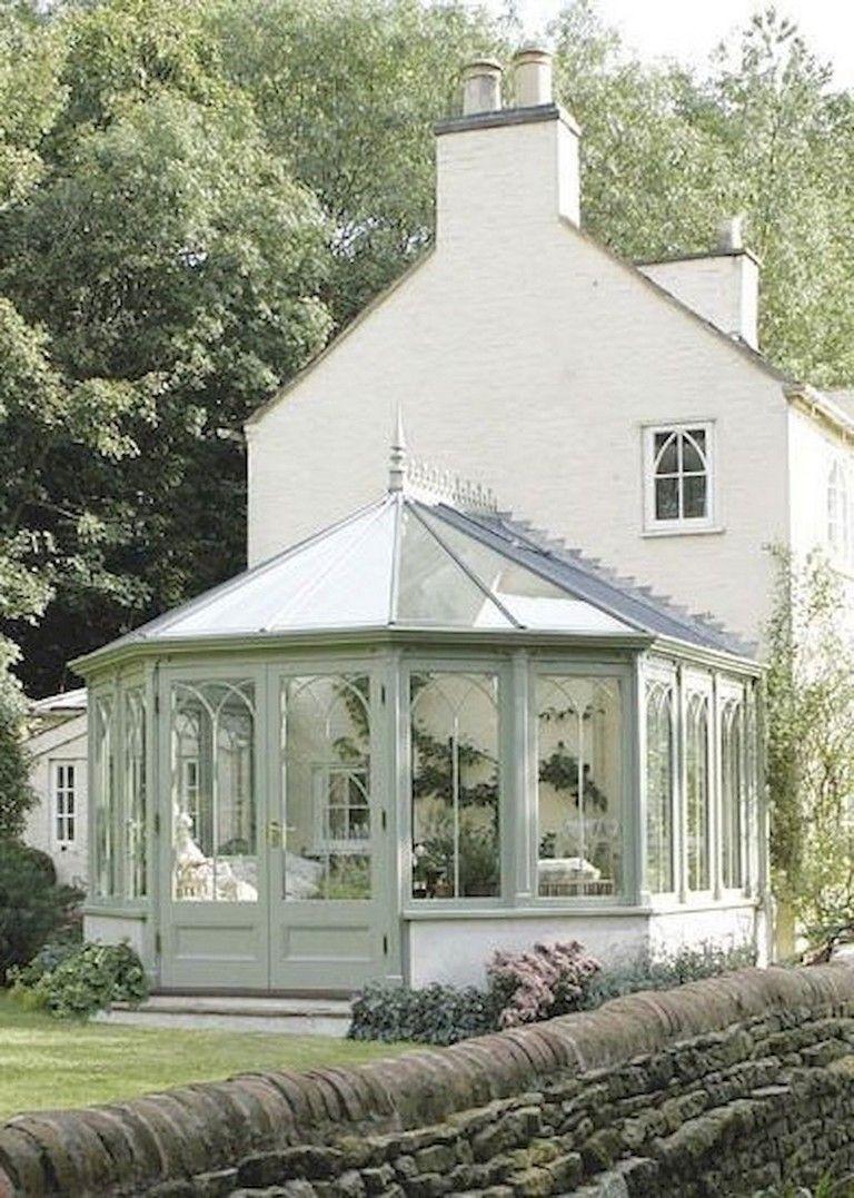 Giardini Per Case Moderne 72+ comfy modern farmhouse sunroom decor ideas nel 2020