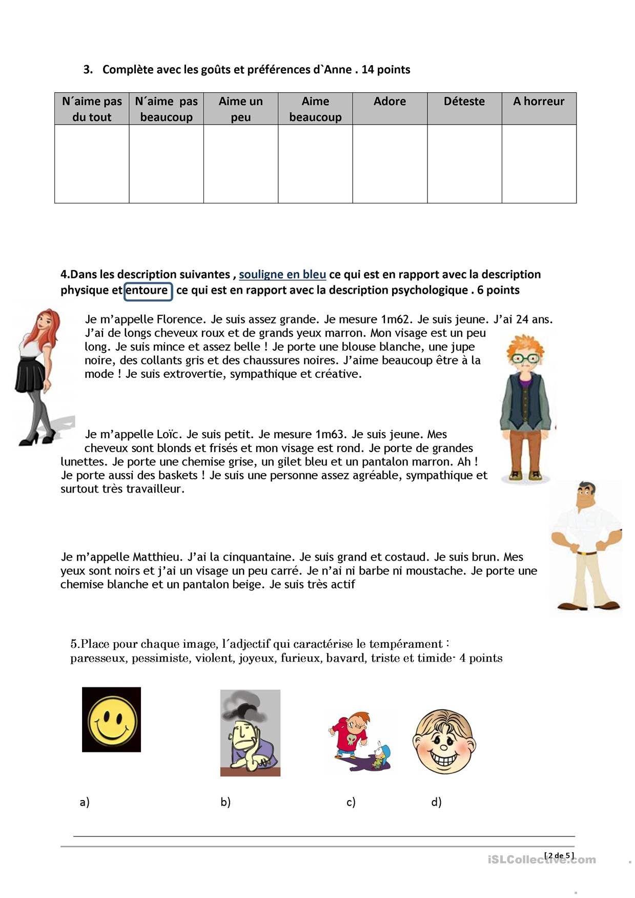 One Click Print Document En 2020 Fiches Pedagogiques