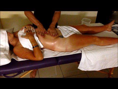 Girl Full Body Oil Massage Part 1 Tummy Youtube