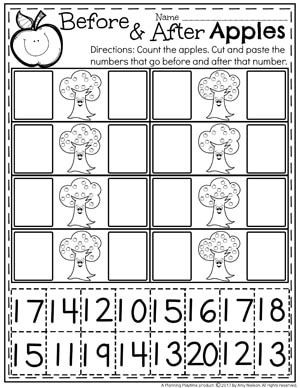 Numbers 11-20 Games - Planning Playtime | Kids math worksheets, Numbers  kindergarten, Kindergarten math worksheets