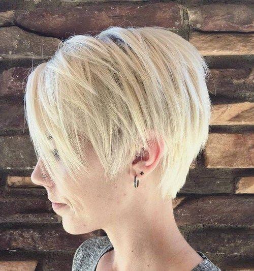 50 Edgy Shaggy Messy Spiky Choppy Pixie Cuts Hairstyles