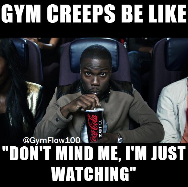 Funny Gym Meme Tumblr : Do your thang girl i wont even bother you gym memes