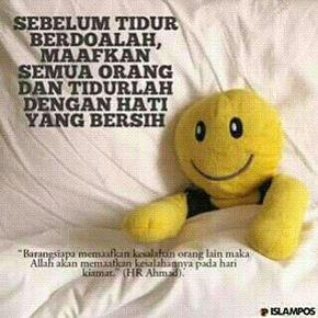 Selamat Tidur Sahabat Sweet Dream N Sleep Tight Sahabat Tidur