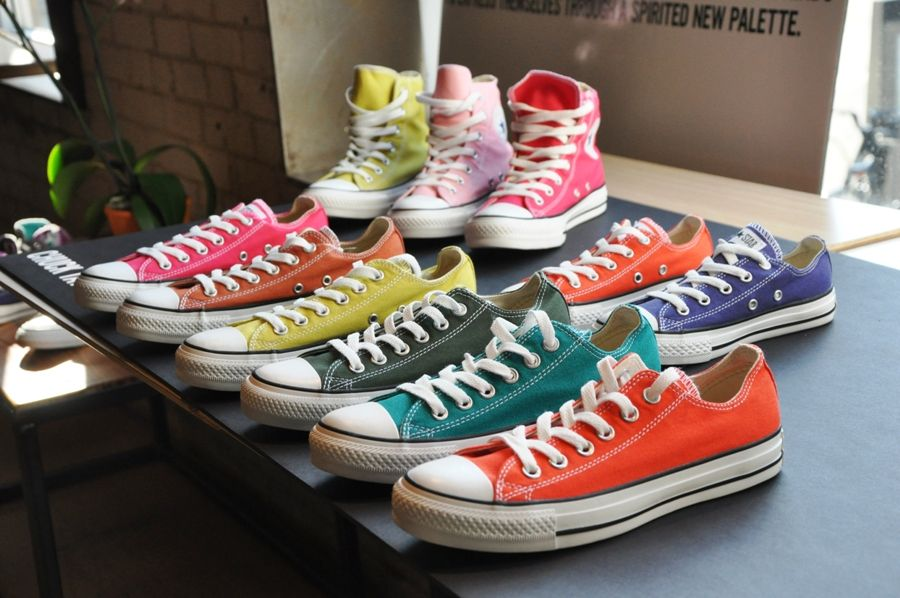 converse boutique a paris
