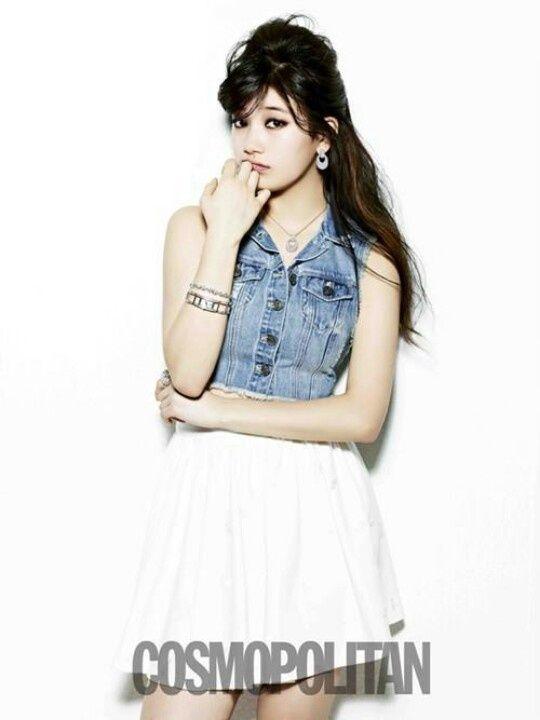 Suzy for Cosmopolitan