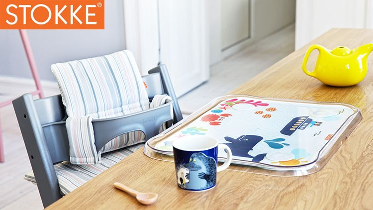 win a stokke tripp trapp chair baby set and table top worth over u20ac300
