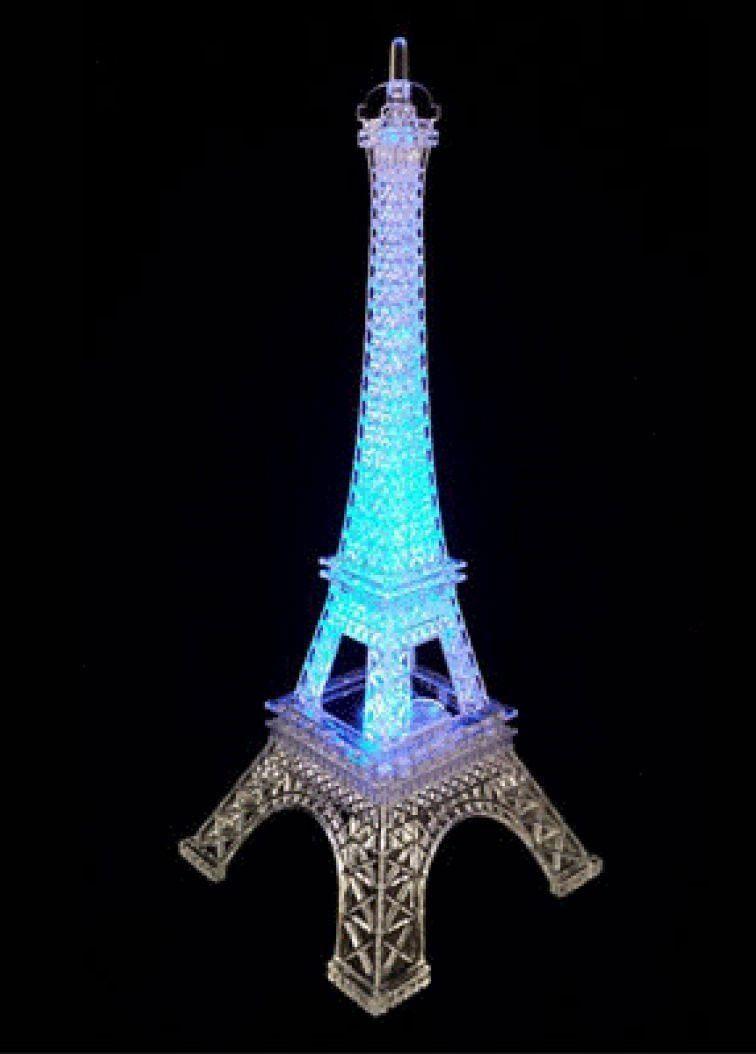 1b36b6a6603 Centro De Mesa Torre Eiffel Paris Con Luz Led 25 Cm -   95.00 ...