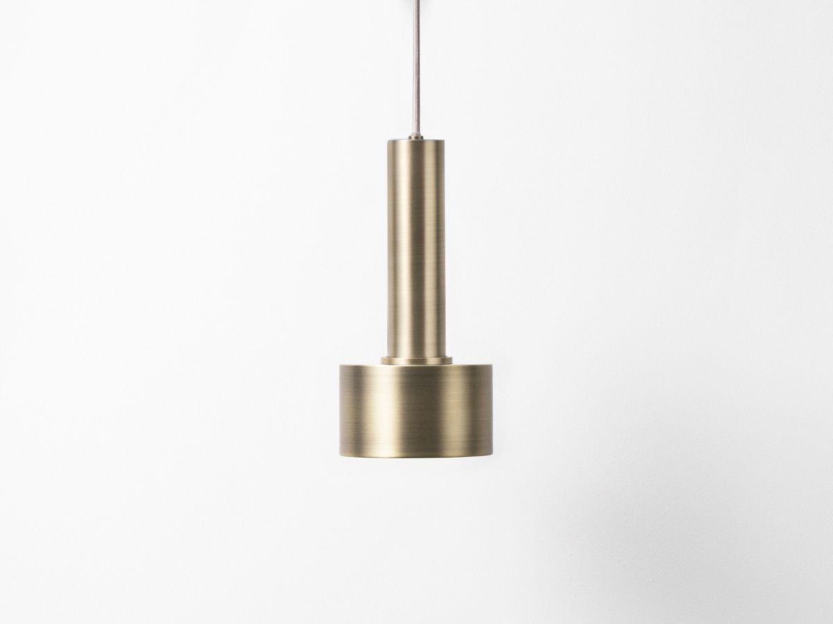 Collect is perfect the perfect contemporary pendant light for providing subtle downward lighting for food preparation