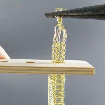 Wikinger Strickliesel Was Ist Das Diy Pinterest Knitting