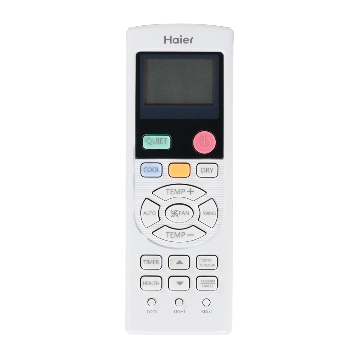 Haier Remote 2 Air conditioning system