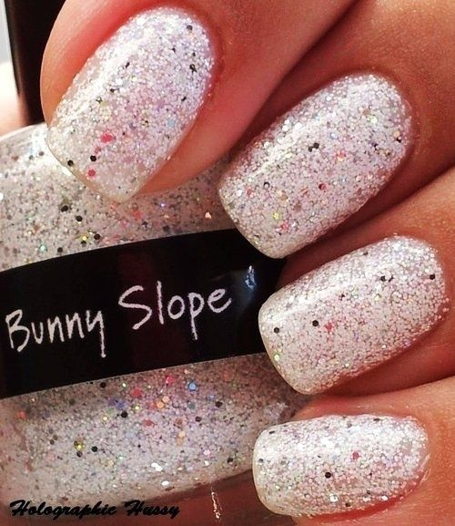 10 cute and easy nail designs ideas pink glitter nails easter 10 cute and easy nail designs ideas prinsesfo Image collections