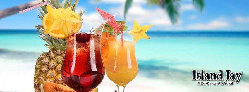 Island Jay Tropical Beach Facebook Cover Photo Tropical
