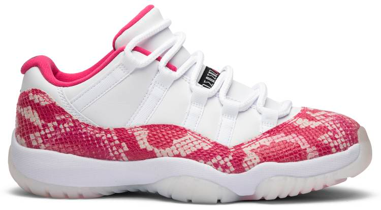 Wmns Air Jordan 11 Retro Low 'Pink