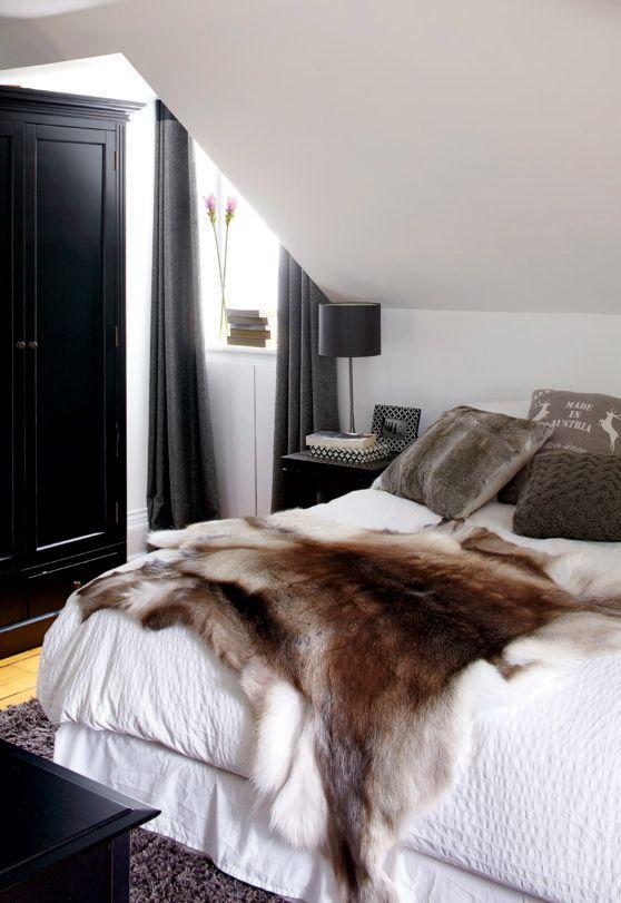 25 décors de chambres à coucher tendance Décormag Master Bedroom