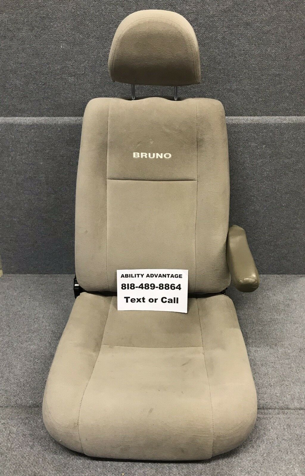SEAT ONLY for your BRUNO VALET PLUS, VALET, TURNY and