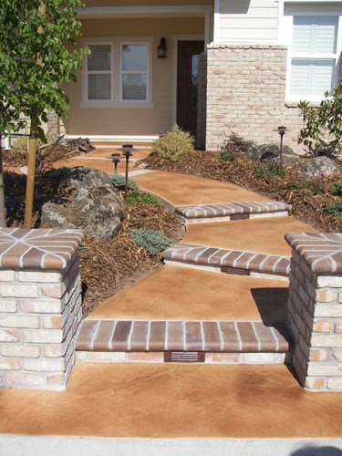 5 Tips on Installing Colored Concrete
