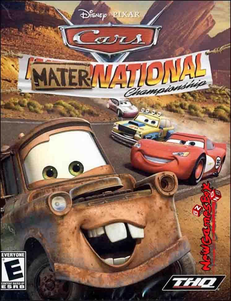 cars maternational championship pc game free download
